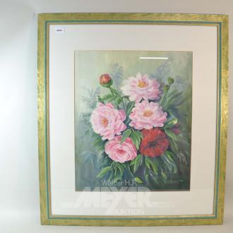 Gemälde ''Blumenstillleben''