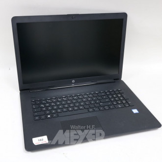 Notebook HP mit Zubehör