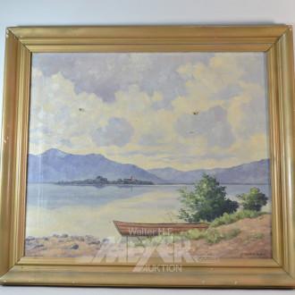 Gemälde ''Königssee'',