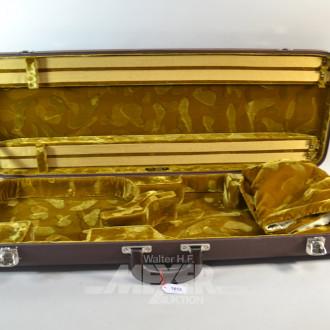 Doppel-Geigenkoffer ''JAEGER ''
