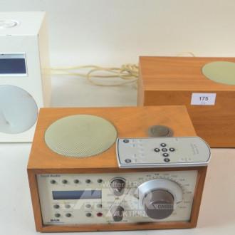 2 Radios ''TIVOLI'' AUDIO