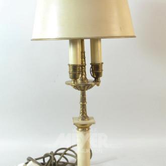 Tischlampe 3 flammig