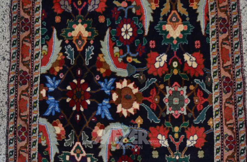 Orientgalerie Bidjar'', blaugrundig,