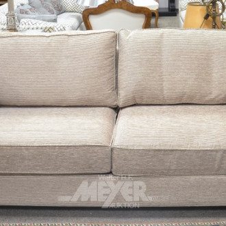 2 Polstersofas ''FIRSTTIME'', 2-sitzig,