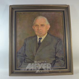 Gemälde  ''Portrait''
