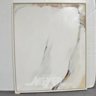 Gemälde ''Weiß''