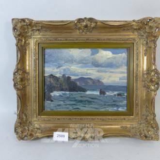 Gemälde ''Küstenlandschaft''