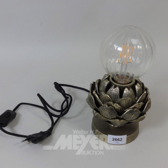 Tischlampe ''Hennes u. Mauritz, Schweden''