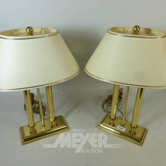 Tischlampen-Paar,