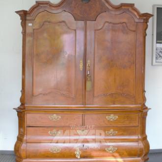 Barock-Stil Schrank, 19 Jh.,