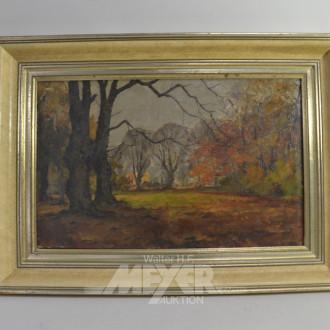 Gemälde ''Waldpfad''