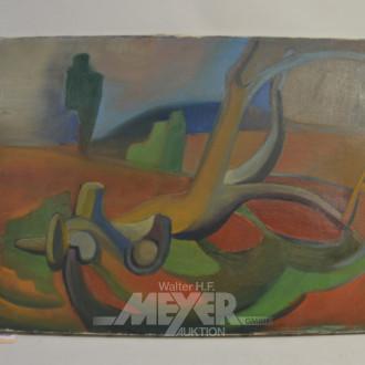 Gemälde ''Landschaft''