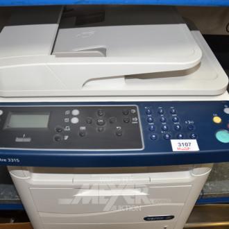 Laserdrucker XEROX WorkCenter 3315