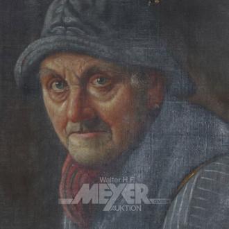 Gemälde ''Fischer''