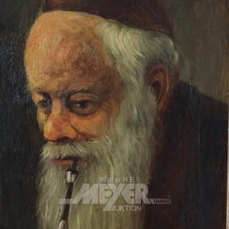 Gemälde ''Pfeifenraucher''