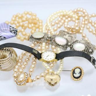 Posten Modeschmuck: Armbanduhr,