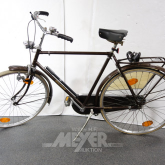 Herren Fahrrad ''RALEIGH'' braun