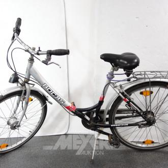 Kinder Fahrrad BOCAS silberfarbig