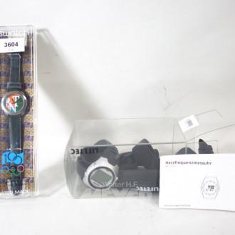 2 Armbanduhren, Lifetec/Swatch