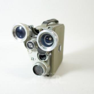 kl. nostalgische Handkamera, EUMIG