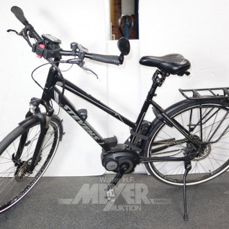 E-Bike STEVENS schwarz
