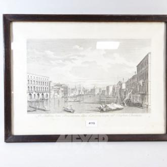 Grafik ''Venedig''