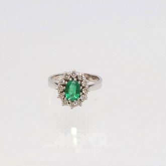 Ring, 585er WG,