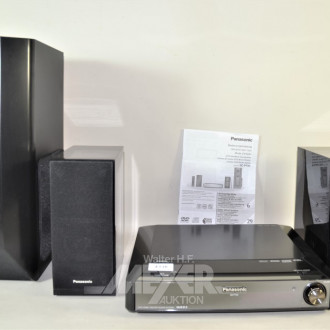 DVD HOME THEATER Panasonic  ohne FB