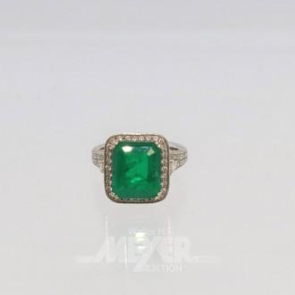 Ring, 750er WG,