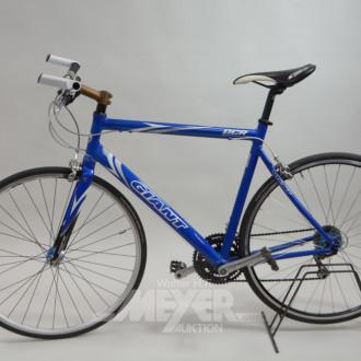 Rennrad ''Giant'', 28'', blau,