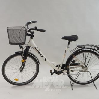 Damen-Fahrrad ''Prophete'', 26'', weiß,