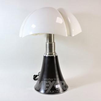 Tischlampe 70iger Jahre ''Pipistrello'',