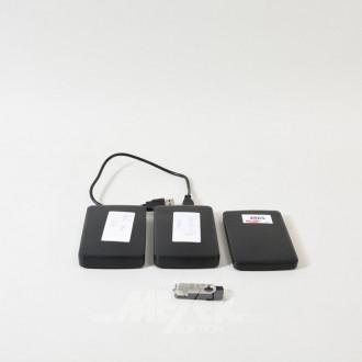 3 externe Festplatten TOSHIBA
