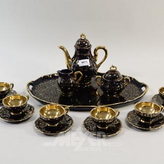 Porz.-Kaffee-/Mocca-Service