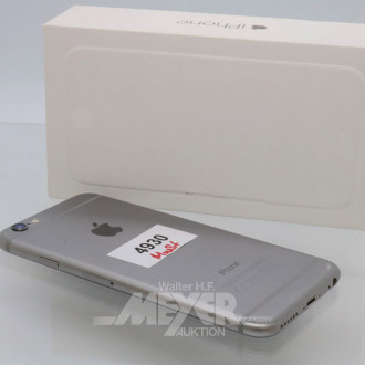 Smartphone APPLE iPhone 6, Space Gray