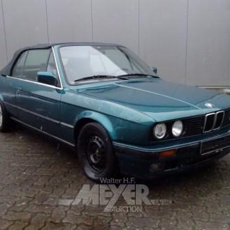 BMW 3er, Cabriolet