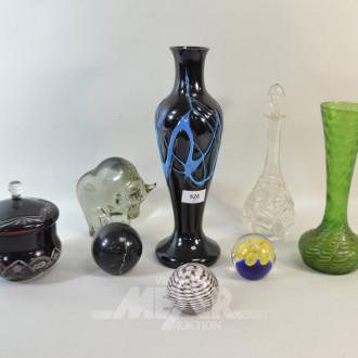 Posten Glas und Kristall: Dekofigur,