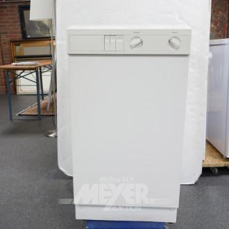 Waschmaschine Toplader BOSCH