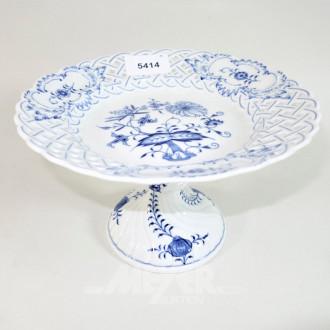 Tischaufsatz Porzellan MEISSEN,