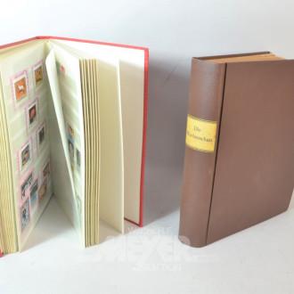 Briefmarkenalbum, 1 Buch