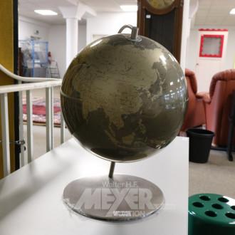 moderner Globus, defekt