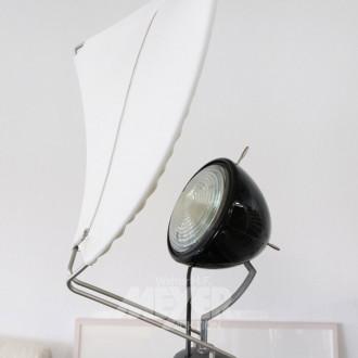 Dreibein-Stativ-Stehlampe,