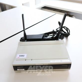 WLan-Router, Fabrikat: LANCOM,