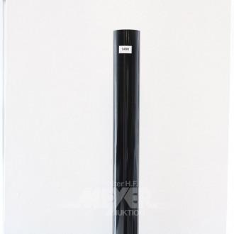 Stehlampe/Halogen-Deckenfluter, schwarz,