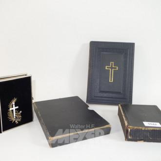 2 Gesangsbücher