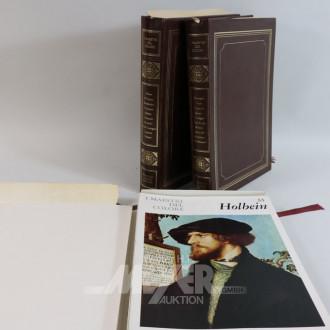 3 Alben mit Altmeister-Nachdrucken