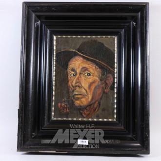 Gemälde, ''Herrenportrait''