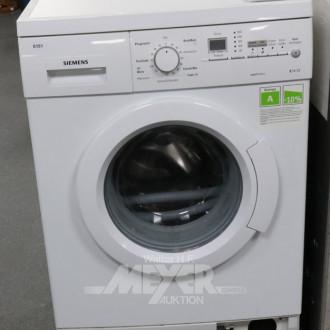 Waschmaschine SIEMENS,