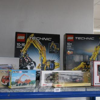 Posten Spielwaren, LEGO Technik Kran