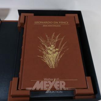 Buch ''Prachtedition Leonardo DaVinci